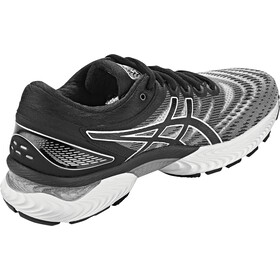 asics Gel-Nimbus 22 Zapatillas Hombre, white/black